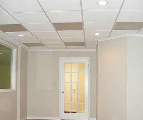 lighting environmentally safe no odor during or after installation basement ceiling lighting