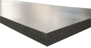 SilverGlo™ crawl space wall insulation available in Watertown