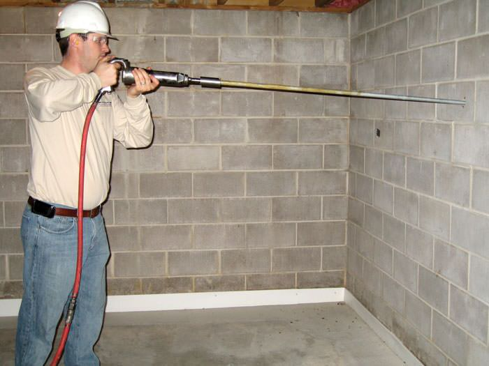 Bowing Foundation Wall Repairs In Wisconsin Amp Illinois