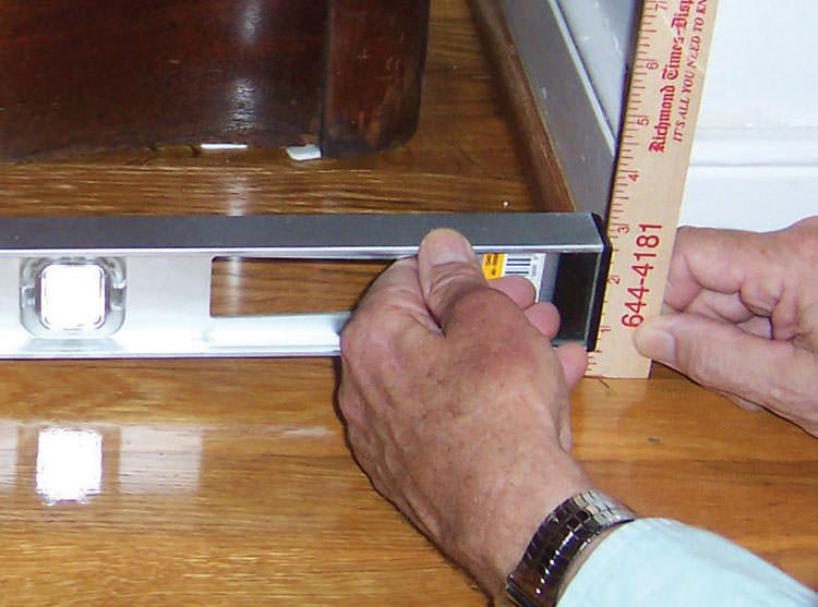 Lighting Basement Washroom Stairs: Sinking & Uneven Floor Repair In Wisconsin & Illinois