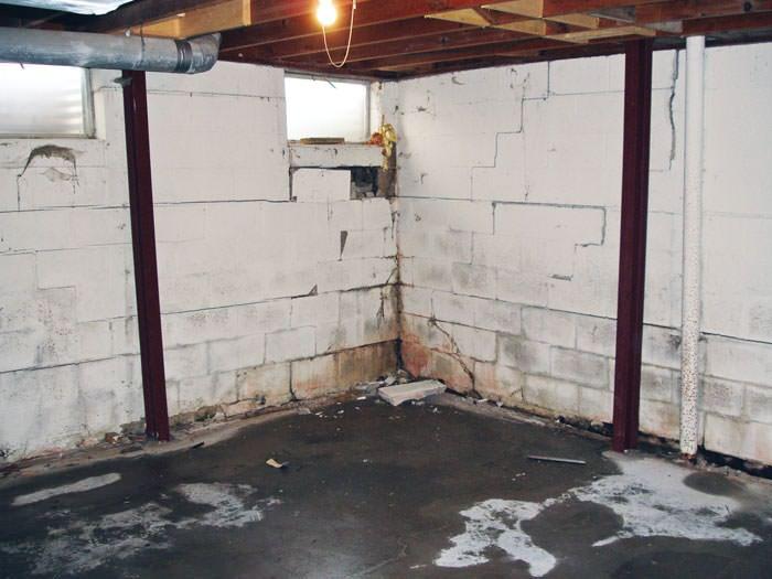 basement walls in milwaukee madison kenosha rockford il wi il