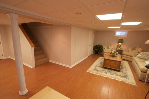 Remodeled Basement Photo Gallery Basement Refinishing