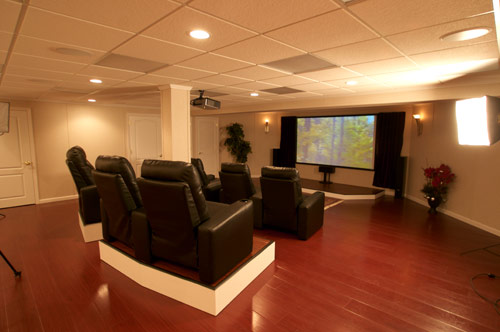 Remodeled Basement Photo Gallery Basement Refinishing Ideas In Madison Janesville Lacross
