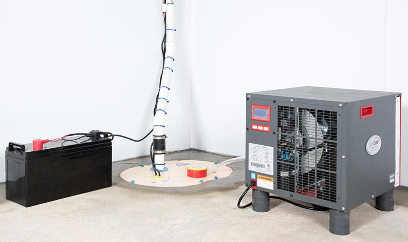 Sump Pump Installation In Milwaukee Madison Kenosha