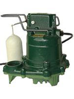 cast-iron zoeller sump pump systems available in Fort Atkins, Wisconsin & Illinois