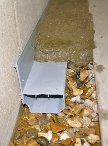 french drain systems for wisconsin basements french drain