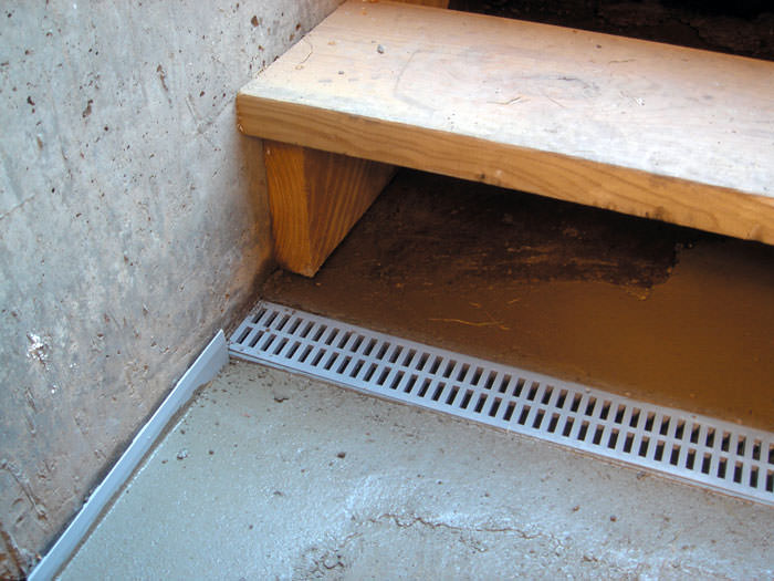The TrenchDrain Grated Drainage Pipe System