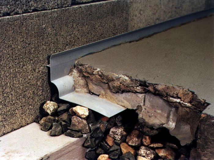 Basement French Drain System | 700 x 525 · 71 kB · jpeg
