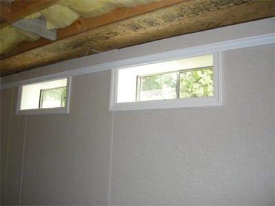 basement windows installed in wisconsin illinois basement windows